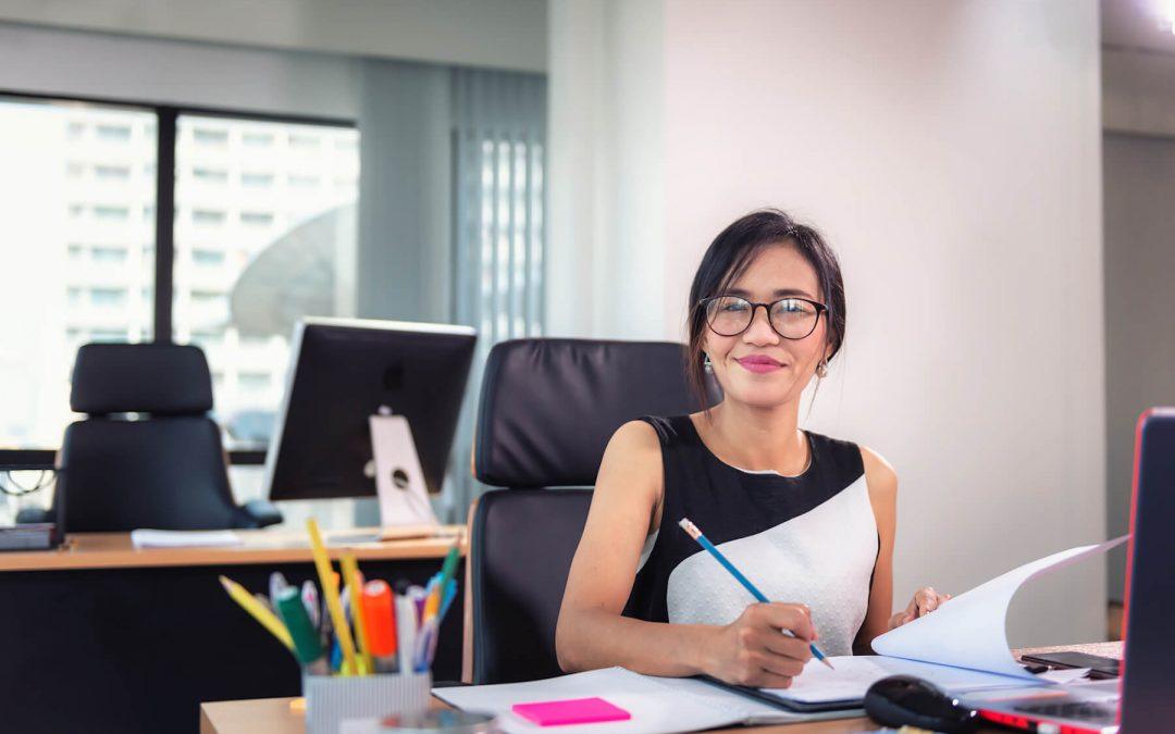 Tips Untuk Memilih Kantor Yang Lebih Menarik Dan Produktif